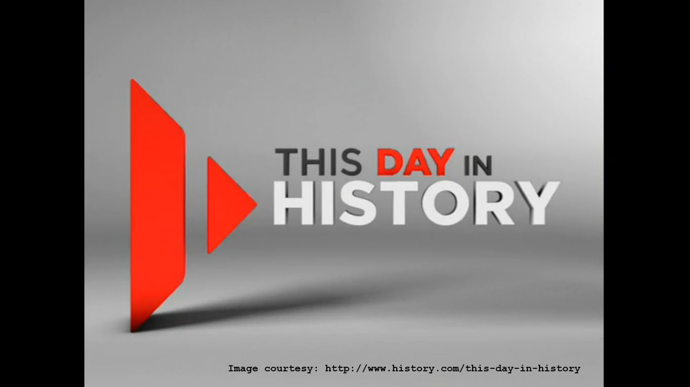 This Day in History – Thomas Edison Invents the Electric Light