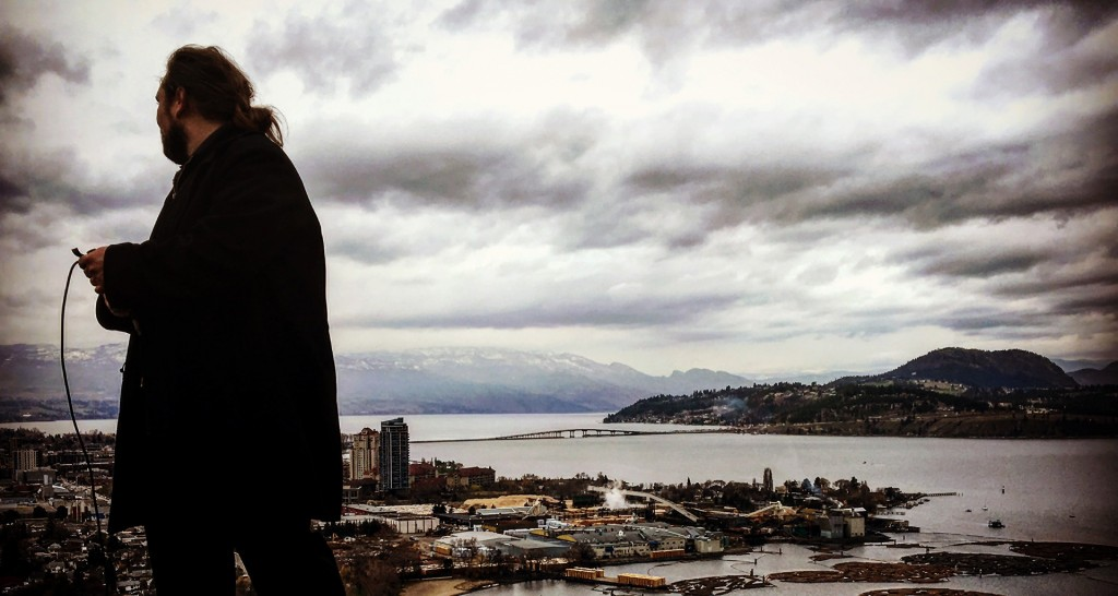 A Busker's Guide to Kelowna Poster