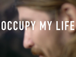 Occupy My Life Poster